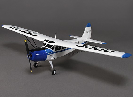 YAK 12 Airplane EPO 950 millimetri w / flap (PNF)