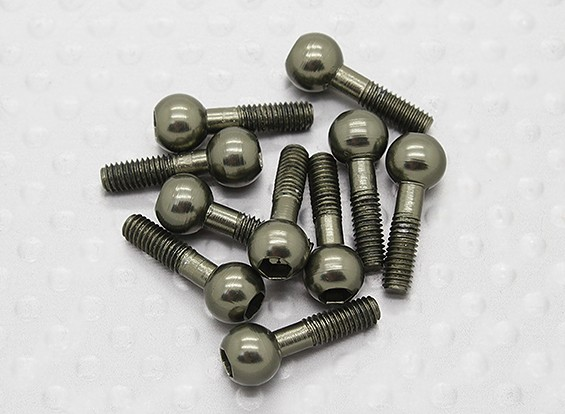 Metallo Sway Bar palla Set - A2038 e A3015 (10pcs)
