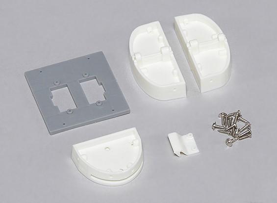 Super Scout w / Camera 1.400 millimetri - Sostituzione di plastica stabilita Hardware