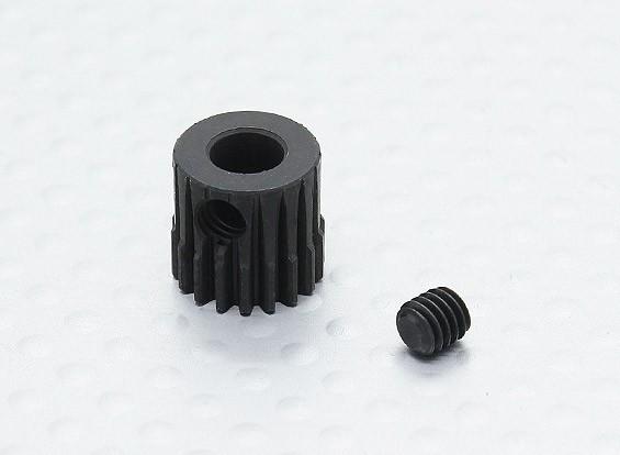 18T / 5mm 48 Pitch acciaio temperato pignone