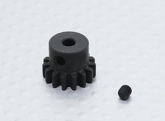 15T / 3,17 millimetri 32 Pitch acciaio temperato pignone
