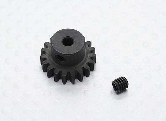 19T / 3,17 millimetri 32 Pitch acciaio temperato pignone
