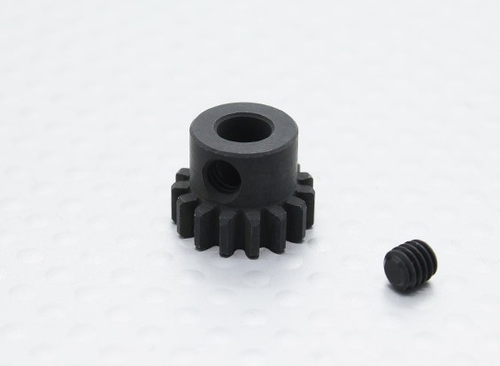15T / 5mm 32 Pitch acciaio temperato pignone