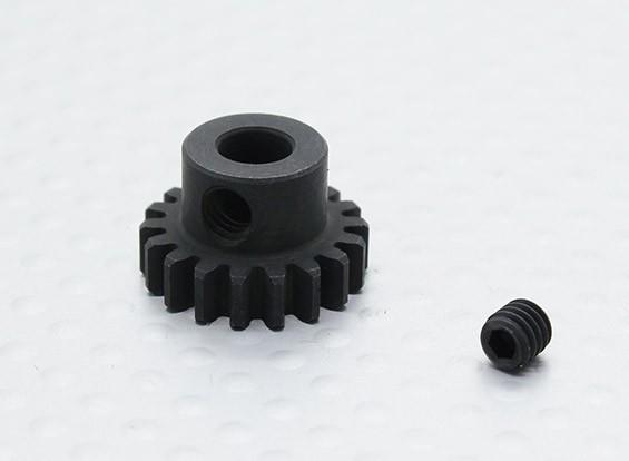 18T / 5mm 32 Pitch acciaio temperato pignone