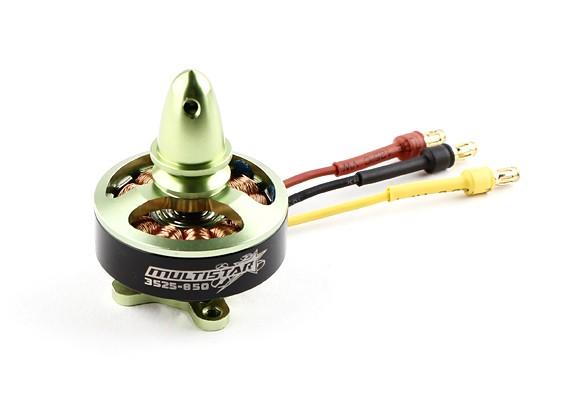 Turnigy Multistar 3525-850Kv 14Pole multi-rotore Outrunner
