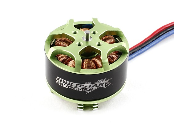 Turnigy Multistar 4230-400Kv 16Pole multi-rotore Outrunner