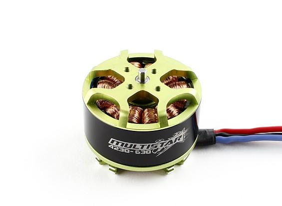 Turnigy Multistar 4230-630Kv 16 Pole multi-rotore Outrunner