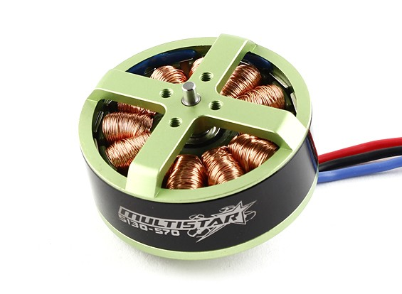 Turnigy Multistar 5130-570Kv 16Pole multi-rotore Outrunner