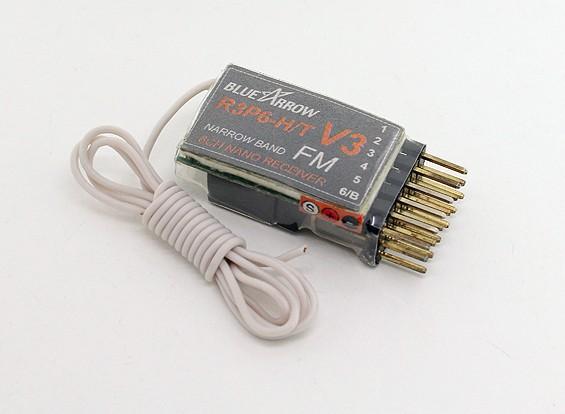 Freccia 6CH 3.9g 72MHz FM Micro Ricevitore