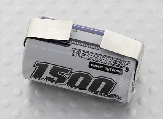 Turnigy ricaricabile 2 / 3A 1500mAh 1.2v NiMH ad alta potenza Serie