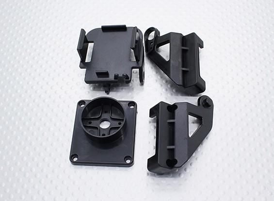 Kingduino FPV antivibrazione Monte Camera
