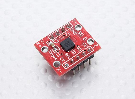 Kingduino sensore di accelerazione a tre assi compatibile