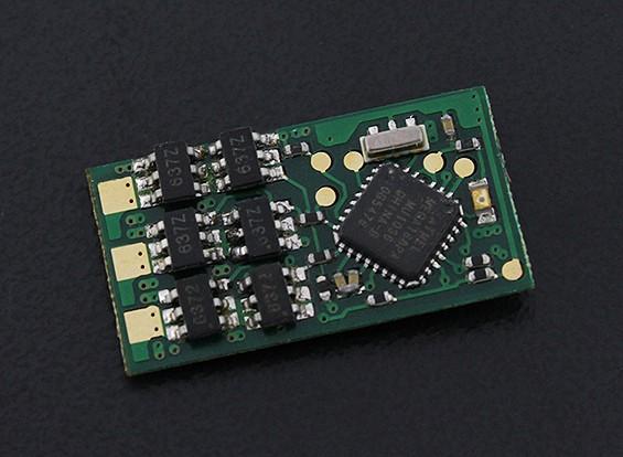 Dipartimento Funzione Pubblica YEP 7A (1 ~ 2S) Brushless Speed Controller (No Versione Wire)