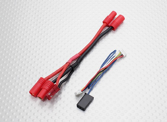 Power Line Connection - Elicottero Walkera V450D01 FPV Flybarless