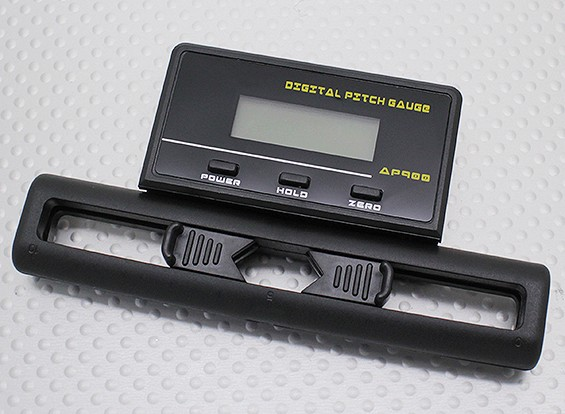 AP900 Digital Pitch Gauge per elicotteri (250 ~ 700 dimensioni)