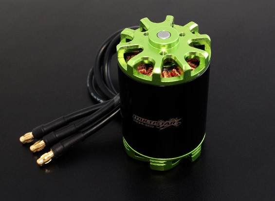 Turnigy Multistar 2834-800Kv 14Pole multi-rotore Outrunner