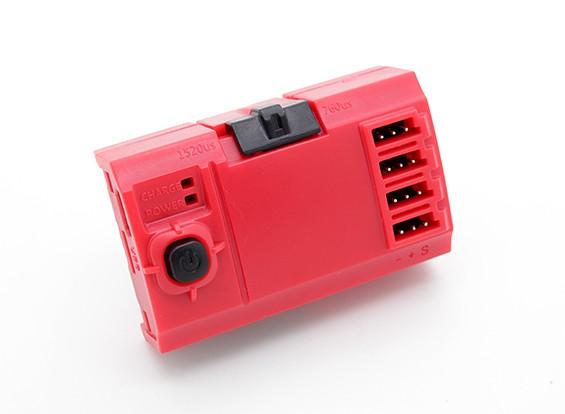 Turnigy Servo di centraggio Setup Tool (Red)