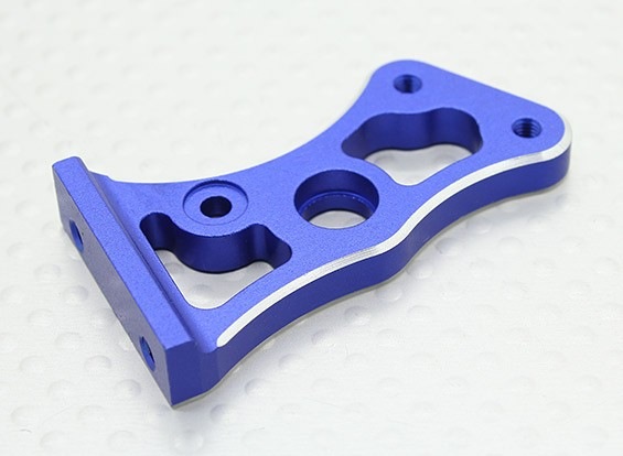 Alu. Motor Mount (L) -1/10 Dipartimento Funzione Mission-D 4WD GTR