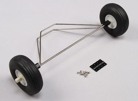 Junior 1100 millimetri - Sostituzione carrello principale