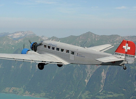 Kit Italeri 1/72 Scale Junkers Ju-52 / 3M plastica Modello