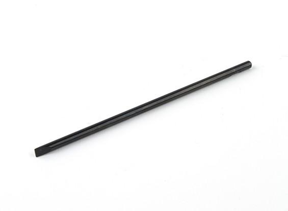 Turnigy a testa piatta albero 4mm (1pc)