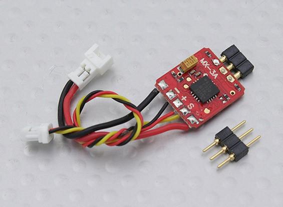 Sistemi SuperMicro - Brushless ESC - 3.0A