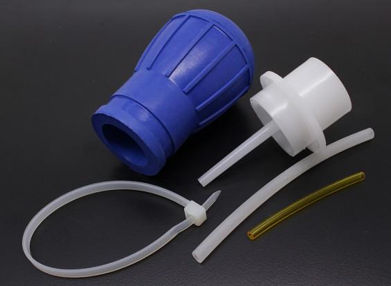 Cox Pompa lampadina del carburante (2 once)