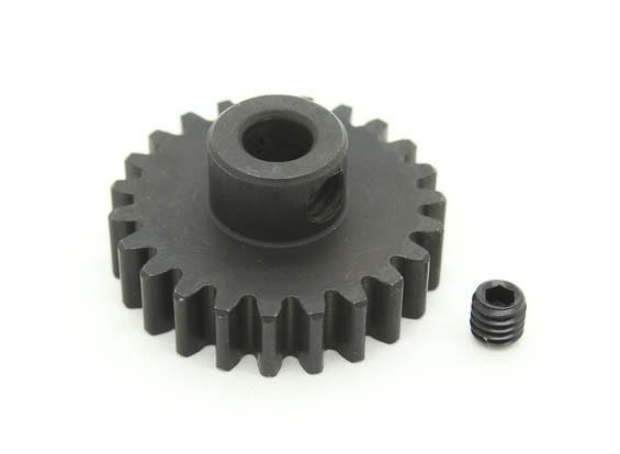 23T / 5mm M1 acciaio temperato pignone (1pc)