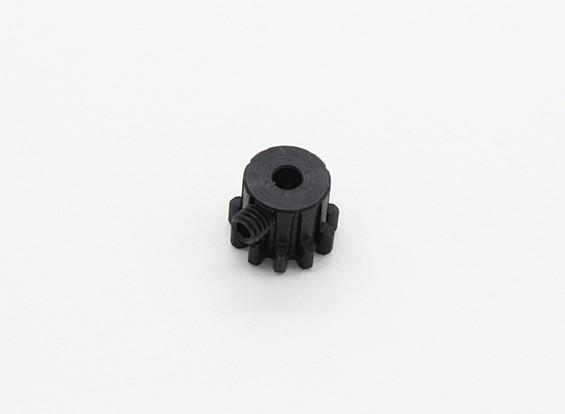 11T / 3,175 millimetri M1 acciaio temperato pignone (1pc)