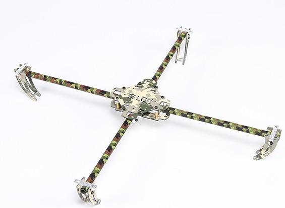 Turnigy tattico Talon camuffamento Quad-elicottero Frame (490 millimetri)