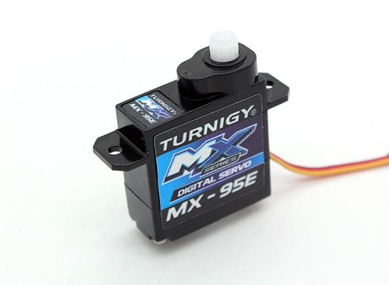 Turnigy ™ MX-95E digitale micro servo 0,8 kg / 0.09sec / 4.1g