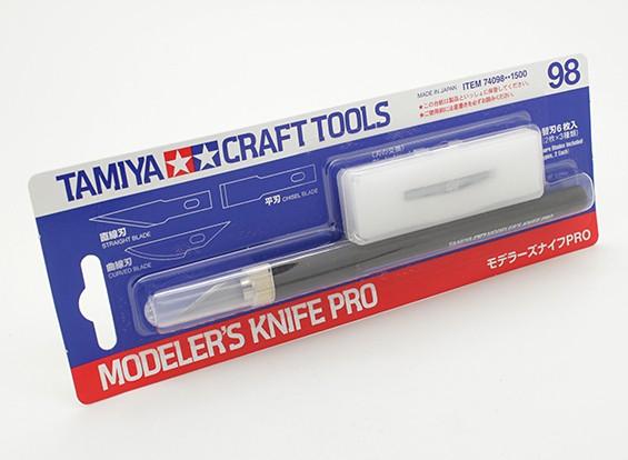 Coltello Pro Tamiya Modeler