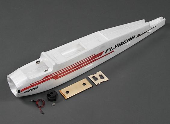 Dipartimento Funzione Pubblica Flybeam Notte Flyer 1.092 millimetri - fusoliera Sostituzione