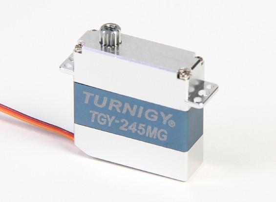 Turnigy ™ TGY-DS245MG Micro DS Servo w / involucro in lega di 2.0kg / 0.08sec / 11g