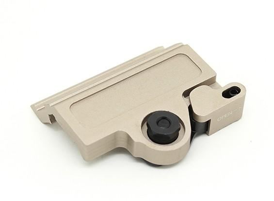 Elemento EX327 QD supporto della torcia elettrica per M951 M961 (Tan)