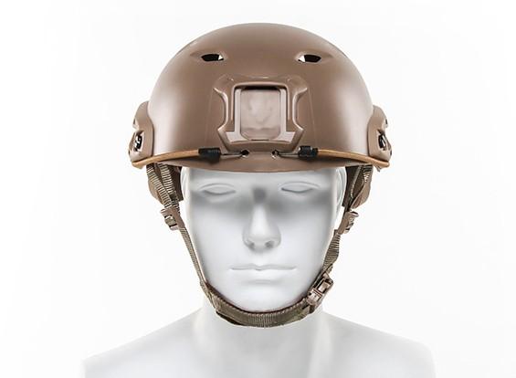 FMA ACH Base Jam del casco (Dark Earth)