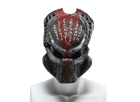 FMA rete metallica maschera completa (Wolf 2.5)