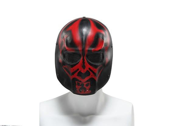 FMA rete metallica maschera completa (ELLIOT DMF)