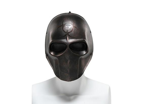 Maschera FMA rete metallica Full Face (Biochimica)