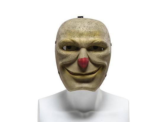 Maschera FMA rete metallica Full Face (Foresta di colpa)