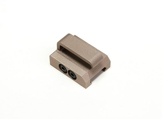 Elemento EX286 precisione Sling clip (Tan)