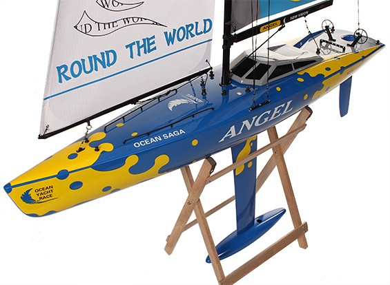 Angelo 920 RC barche a vela 1840 millimetri (Plug and Sail)
