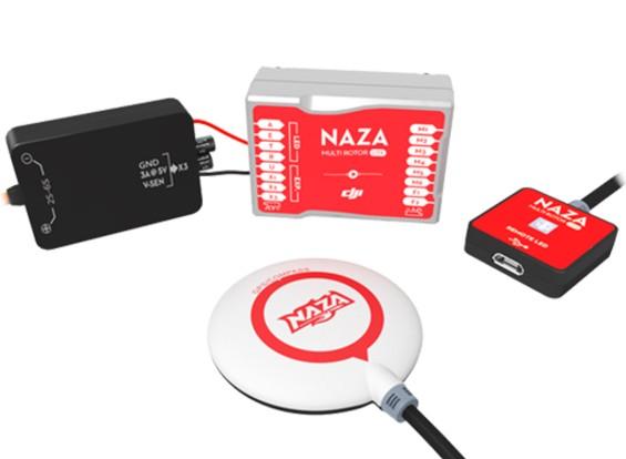 DJI Naza-M Lite multi-rotore Volo controller GPS Combo