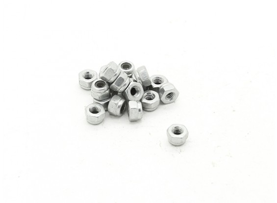RJX X-TRON 500 M2.5 blocco Nuts # X500-8009 (20pcs)