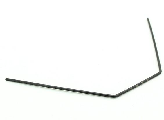 RAGGI X T4 2014 1/10 Touring Car - barra antirollio posteriore 1,4 millimetri - T4