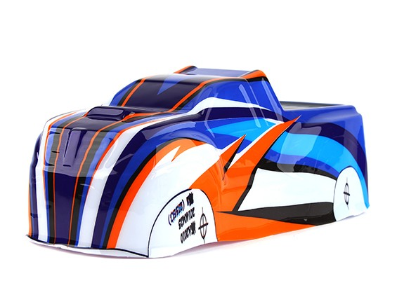 1/16 Brushless 4WD mostro Beatle Shell V2 - 110BS