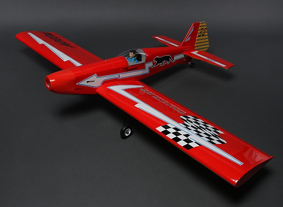 Arrow 2 Sport ala bassa Trainer Balsa GP / 1.530 millimetri EP (ARF)