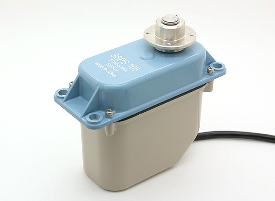SSPS-105 12V. Alta velocità Tipo plus / -180 gradi.
