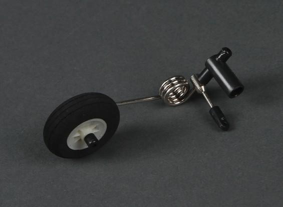 Dipartimento Funzione Pubblica Bix3 Trainer 1.550 millimetri - ruotino di coda di ricambio