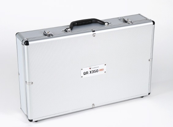 Walkera alluminio Custodia per QR X350 PRO Quadcopter